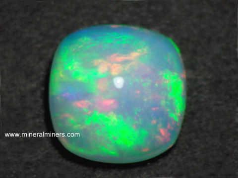 Australian Opal gemstone 23.95 carat Lambina free form Opal