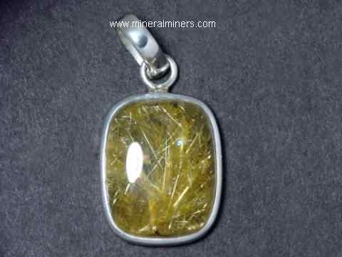 Designer Rutile Pendant Gemstone Brass Pendants Lot Jewelry 925 Silver Plated Oval Shape /& Size Natural Golden Rutile Quartz Pendants